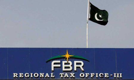 FBR tax