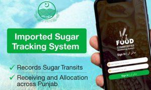 Sugar Tracking System