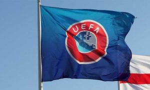 UEFA disciplinary case