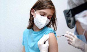 vaccinating children
