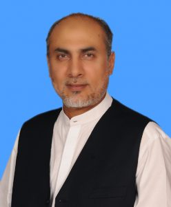 Khalid Hussain Magsi