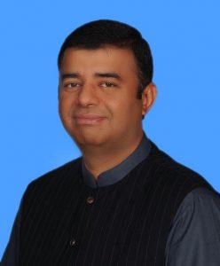 Makhdom Zada Sayed Basit Ahmad Sultan
