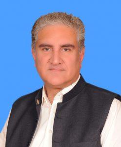 Makhdoom Shah Mahmood Hussain Qureshi