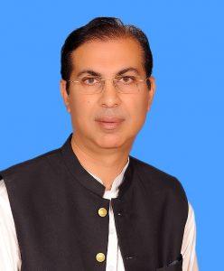 Makhdoom Syed Sami Ul Hassan Gillani