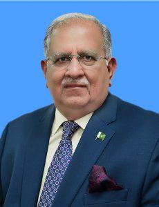 Mian Riaz Hussain Pirzada