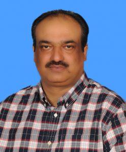 Mr. Irfan Ali Laghari
