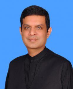 Mr. Nauman Islam Shaikh