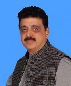 Mr. Sikandar Ali Rahoupoto