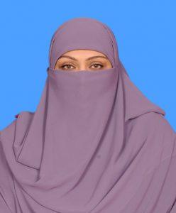 Ms. Aliya Kamran