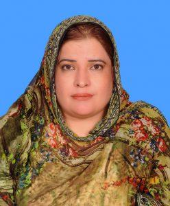 Ms. Munawara Bibi Baloch
