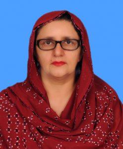 Ms. Zubaida Jalal