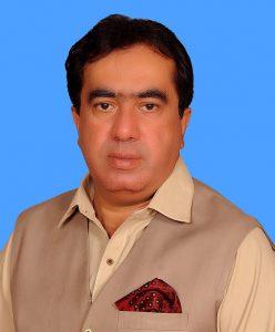 Syed Abrar Ali Shah