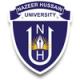 Nazeer-Hussain-University-logo