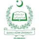 Quaid-i-Azam-University-logo