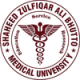 Shaheed-Zulfiqar-Ali-Bhutto-Medical-University-logo