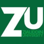 Zia-ud-din Medical University-logo